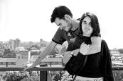 Luciano y María