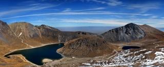 Panorámica del Nevado de Toluca
